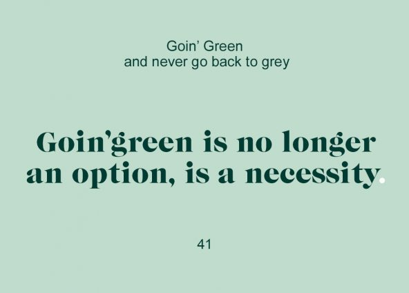 goingreen